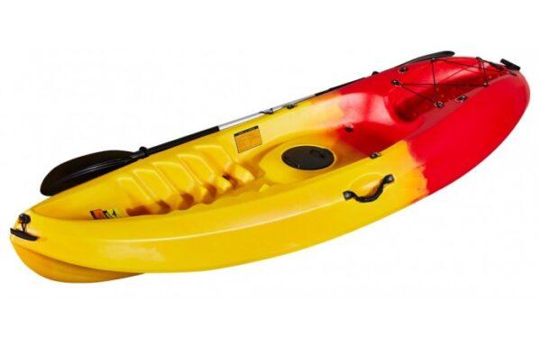 Kayak autovaciable individual MOLA.