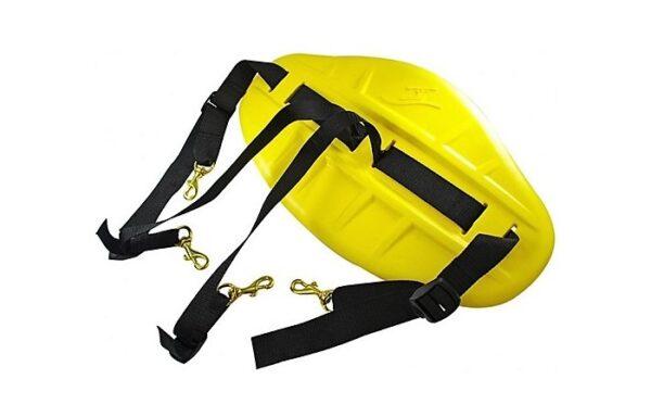 Respaldo para kayak autovaciable.